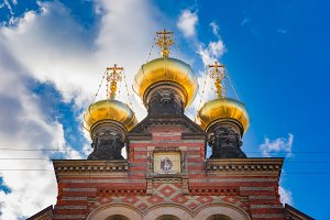 Alexander Nevsky Church in