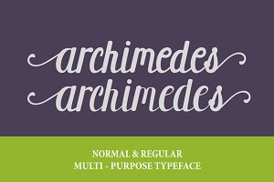 Archimedes Script