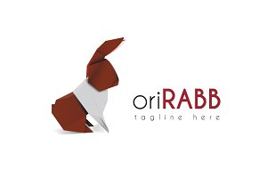 OriRabb Logo Template