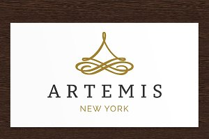 Artemis New York Logo - PSD