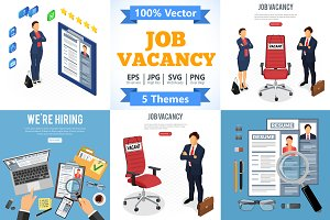 Job Vacancy Employment and Hiring