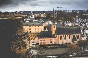 Tourist Attractions in Luxembourg Ci