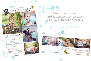 Back to School Photography Marketing