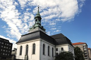 "New Church (""Nykirken""),Oslo,Norway"