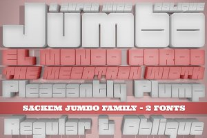 Sackem Jumbo Family