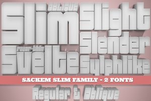 Sackem Slim Family