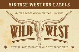 Wild West Design Collection