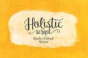 Holistic Script