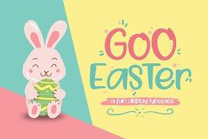 Goo Easter Font