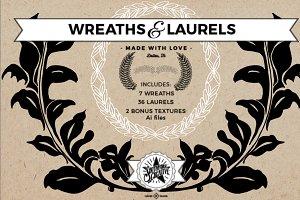 Wreaths & Laurels