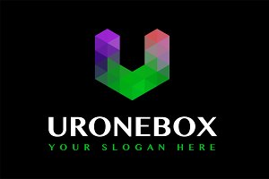 UroneBox Logo Template