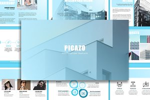 Picazo - Architecture Powerpoint