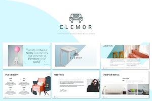 Elemor - Creative Furniture