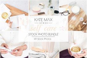 Self Care Styled Stock Photo Bundle