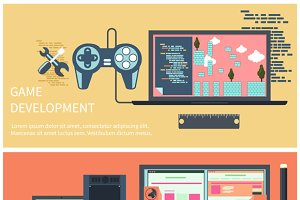 Game Development and Web Design