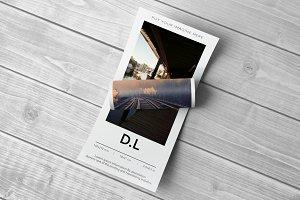 DL Flyer Mockups V.1