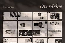 Overdrive Powerpoint by  in PowerPoint