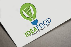 İdea Food Logo