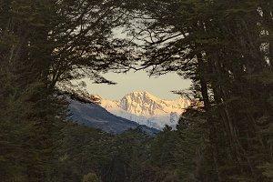 Mount Larkins, New Zealand