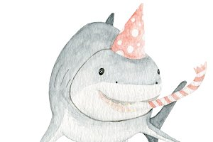Party Shark: Great White