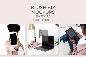 Blush Business (35+ Images)