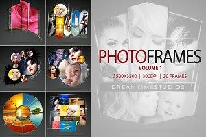 Photo Frames Vol 1