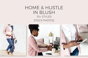 Home & Hustle In Blush (70+ Images)