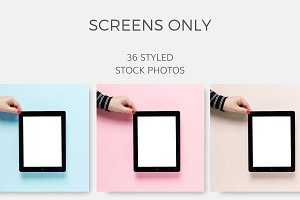 Screens Only (36 Images)