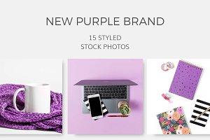 New Purple Brand (15 Images)
