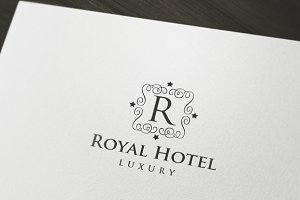 Royal Logo Template