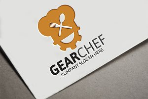 Gear Chef Logo