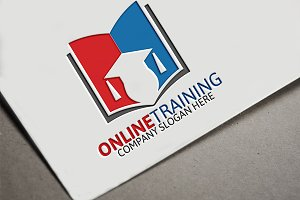 Online Traning Logo