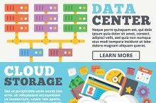 Data Center & Cloud Storage Concepts