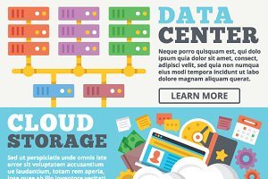 Data Center & Cloud Storage Concepts