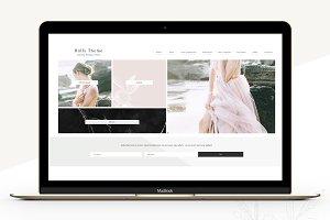 Portfolio eCommerce Genesis theme ho