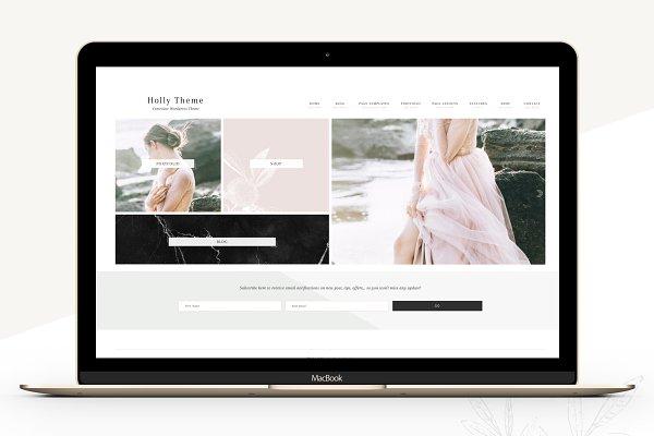 Portfolio eCommerce Genesis theme h…