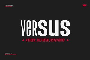 Versus - Intro Offer 60% off