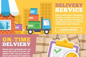 Delivery Service Concepts
