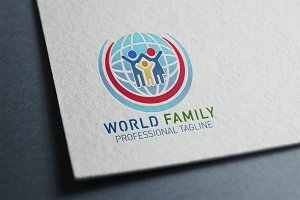 World Family Logo