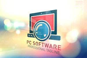 Computer Software Logo