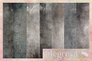 Subdued Digital Art Textures
