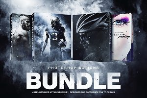 Four In One Actions Bundle