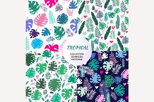 Tropical patterns set
