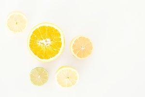 Citrus Styled Stock Photo 008