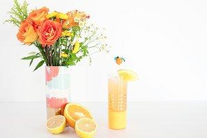 Citrus Styled Stock Photo 00