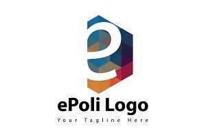ePoli Logo Template