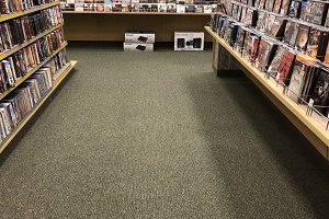 The CD Section