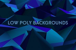 Low Poly Background Images 4k