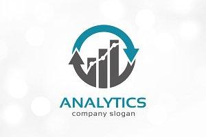 Analytics Logo Template