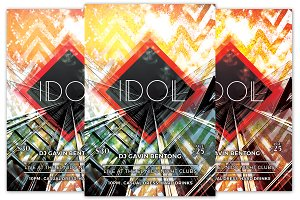 Idol Flyer